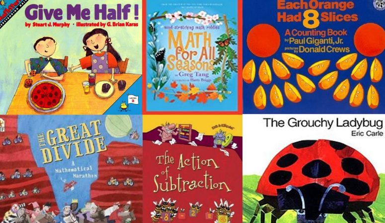 The Best Picture Books for Teaching Math