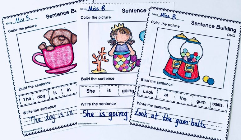 How To Teach Sentence Structure