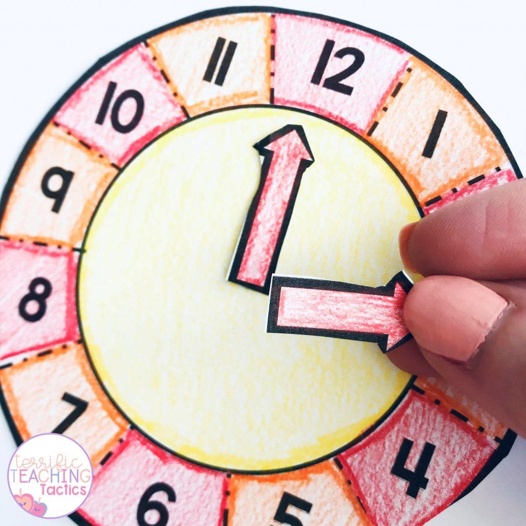 How do you explain time to a child?