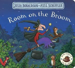 room on the broom by julia donaldson, The Best Halloween Story Books