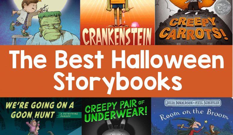 The Best Halloween Story Books