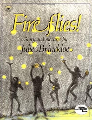 Picture book - Fireflies By Julie Brinckloe