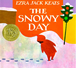 Storybook - The Snowy Day By Ezra Jack Keats
