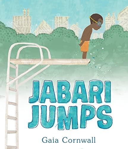 Mentor text - Jabari Jumps By Gaia Cornwall